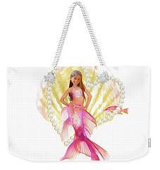 Philippine Mermaid Weekender Tote Bag