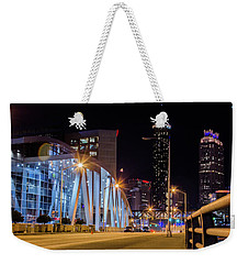 Phillips Arena Weekender Tote Bag