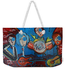 Phish For Red Rocks Amphitheater Weekender Tote Bag