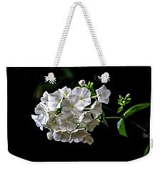 Phlox Flowers Weekender Tote Bag