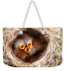 Phoebe Babies Weekender Tote Bag