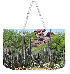 Phoenix Botanical Garden Weekender Tote Bag
