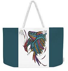 Phoenix Landing Weekender Tote Bag