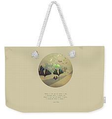 Phoenix-like Weekender Tote Bag