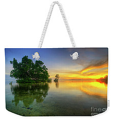 Weekender Tote Bag featuring the photograph Phoenix Nights 5.0 by Yhun Suarez