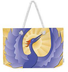 Phoenix Rising Weekender Tote Bag