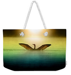 Phoenix Rising Weekender Tote Bag by Rob Blair