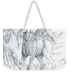 Pholus The Centauras Weekender Tote Bag