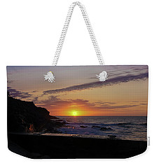 Photographer's Sunset Weekender Tote Bag