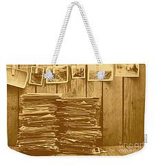 Photographic Memories Weekender Tote Bag