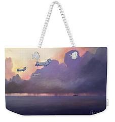 Phrogs Weekender Tote Bag