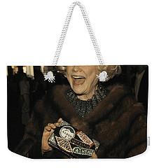 Phyllis Diller Weekender Tote Bag