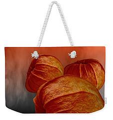 Physalis Weekender Tote Bag