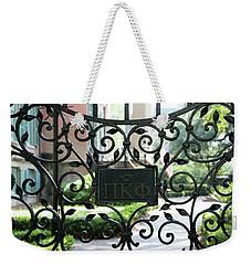 Pi Kappa Phi Gate Weekender Tote Bag