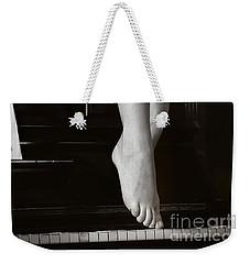 Piano #021389 Weekender Tote Bag by Andrey Godyaykin