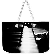 Piano Player Weekender Tote Bag