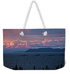 Pic Island Weekender Tote Bag