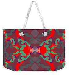 Pic12_coll1_11122017 Weekender Tote Bag
