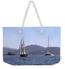Picante And Patricia Belle Weekender Tote Bag by Jim Walls PhotoArtist