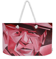Picasso Portrait The Rose Period Weekender Tote Bag by Tracey Harrington-Simpson