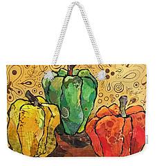 Pick A Peck Weekender Tote Bag