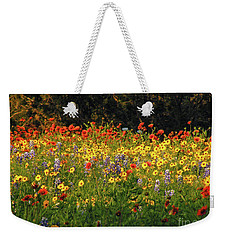 Pick Me Weekender Tote Bag by Joe Jake Pratt