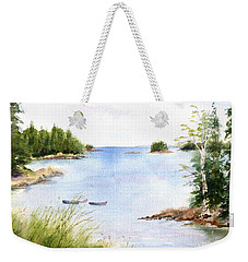 Pickering Cove Weekender Tote Bag