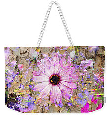 Pickin Wildflowers Weekender Tote Bag