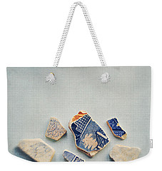 Picking Up The Broken Pieces Weekender Tote Bag
