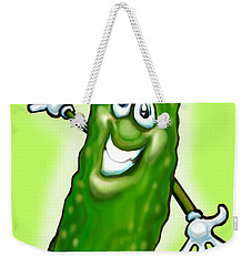 Pickle Weekender Tote Bag