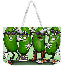 Pickle Party Weekender Tote Bag