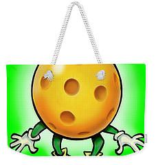 Pickleball Weekender Tote Bag