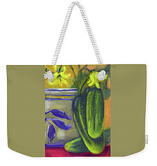 Pickling Cucumbers  Weekender Tote Bag