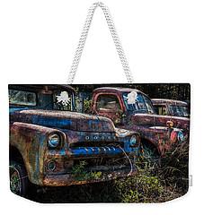 Pickup Line Weekender Tote Bag