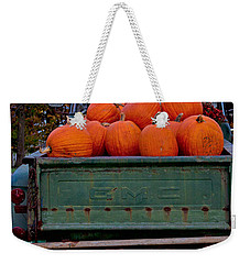 Pickup My Pumpkins Weekender Tote Bag