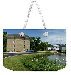 Pickwick Mill Panorama Weekender Tote Bag