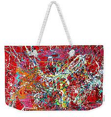 Pictographic Interpretation Weekender Tote Bag