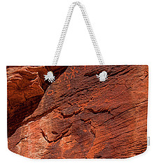 Pictures In The Rocks Weekender Tote Bag