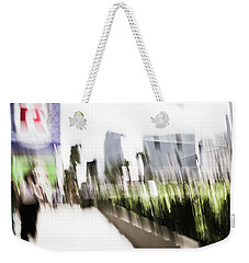 Pictures Of The Past Weekender Tote Bag by Wade Brooks
