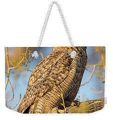 Picturesque Weekender Tote Bag by Scott Warner
