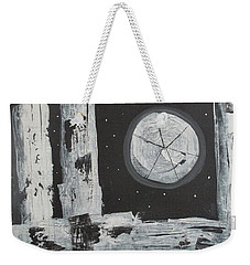 Pie In The Sky Weekender Tote Bag