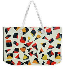 Pieces Of Art Weekender Tote Bag