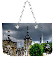 Pieces Of The Tower Weekender Tote Bag