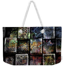 Pieces Weekender Tote Bag