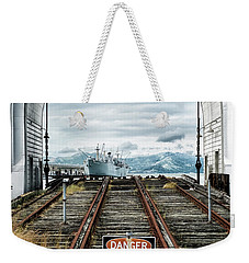 Pier 43 Ferry Arch San Francisco California Weekender Tote Bag