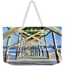 Pier Weekender Tote Bag