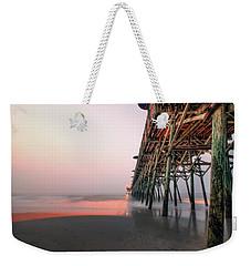 Pier And Surf Weekender Tote Bag