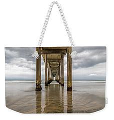 Pier Review Weekender Tote Bag