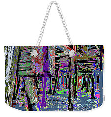 Pier Underworld 2 Weekender Tote Bag