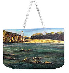 Piercing Light Weekender Tote Bag
